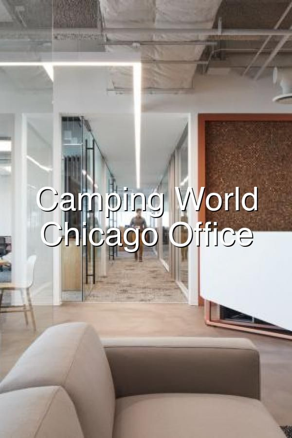 Camping World Offices Chicago 1 recreationalroom recreational room modern office recreational room