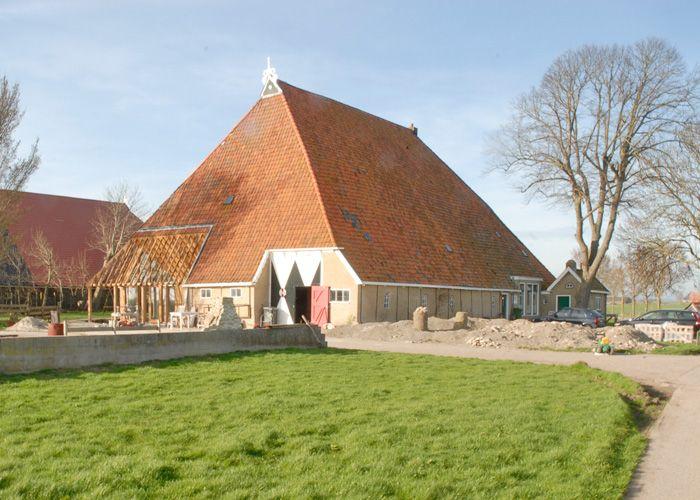 Renovatie boerderij hieslum architecture delights