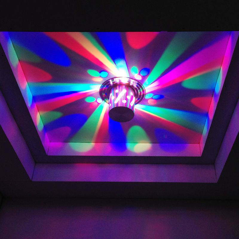 Led Ceiling Lamp Corridor Light Porch Lamp Colorful Background Led Ceiling Lamp Porch Lamp