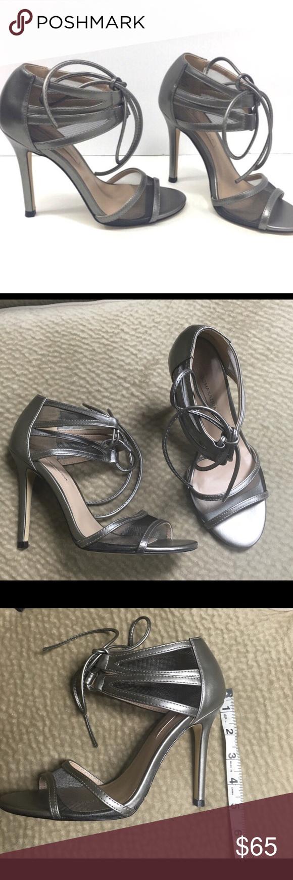 Bcbgmaxazria Metallic heels size 8 NWT NWT NWT   My Posh Picks   Pinterest   c101e1