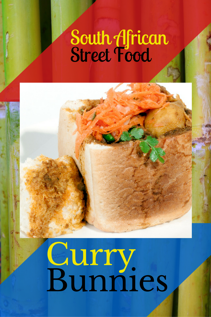 Curry bunnies street food curry and south african food food south african forumfinder Image collections