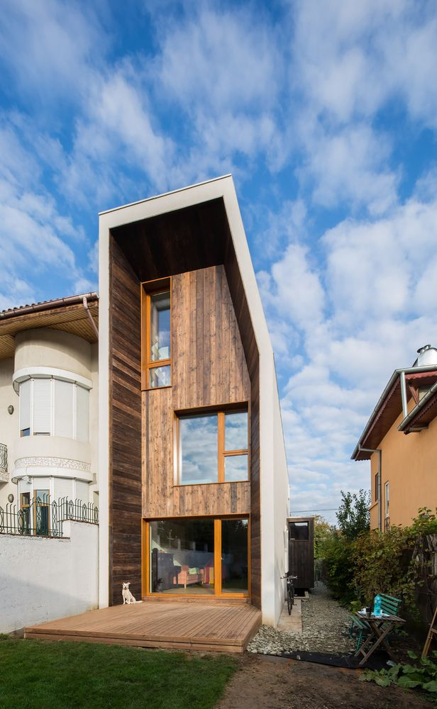 Gallery of LAMA House / LAMA Arhitectura - 1 | Architektur, Schmale ...