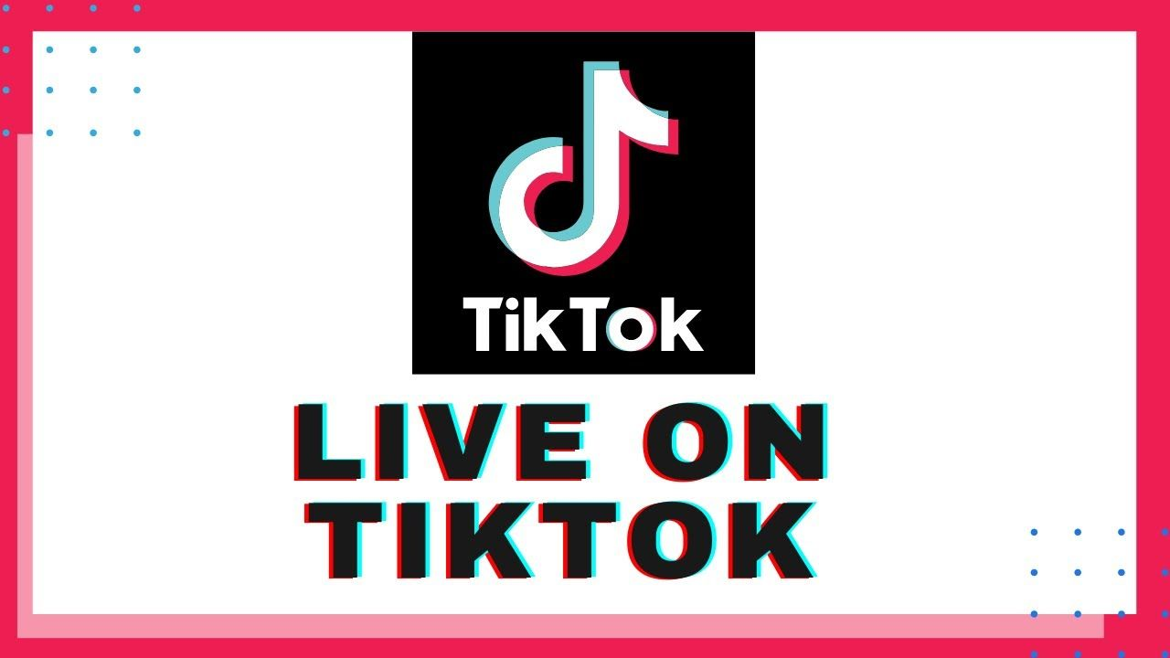How To Go Live On Tiktok Many Of You Want To Go Live On Tiktok App Or Want Live Streaming From Your Tiktok Account Tiktoklivest Live Streaming Streaming App