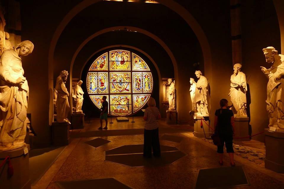Museo dell'Opera Metropolitana , IN SIENA-ITALY