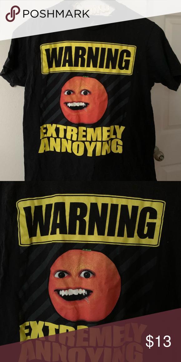 Annoying Orange Tee Orange Tees Annoying Orange Kids Shirts
