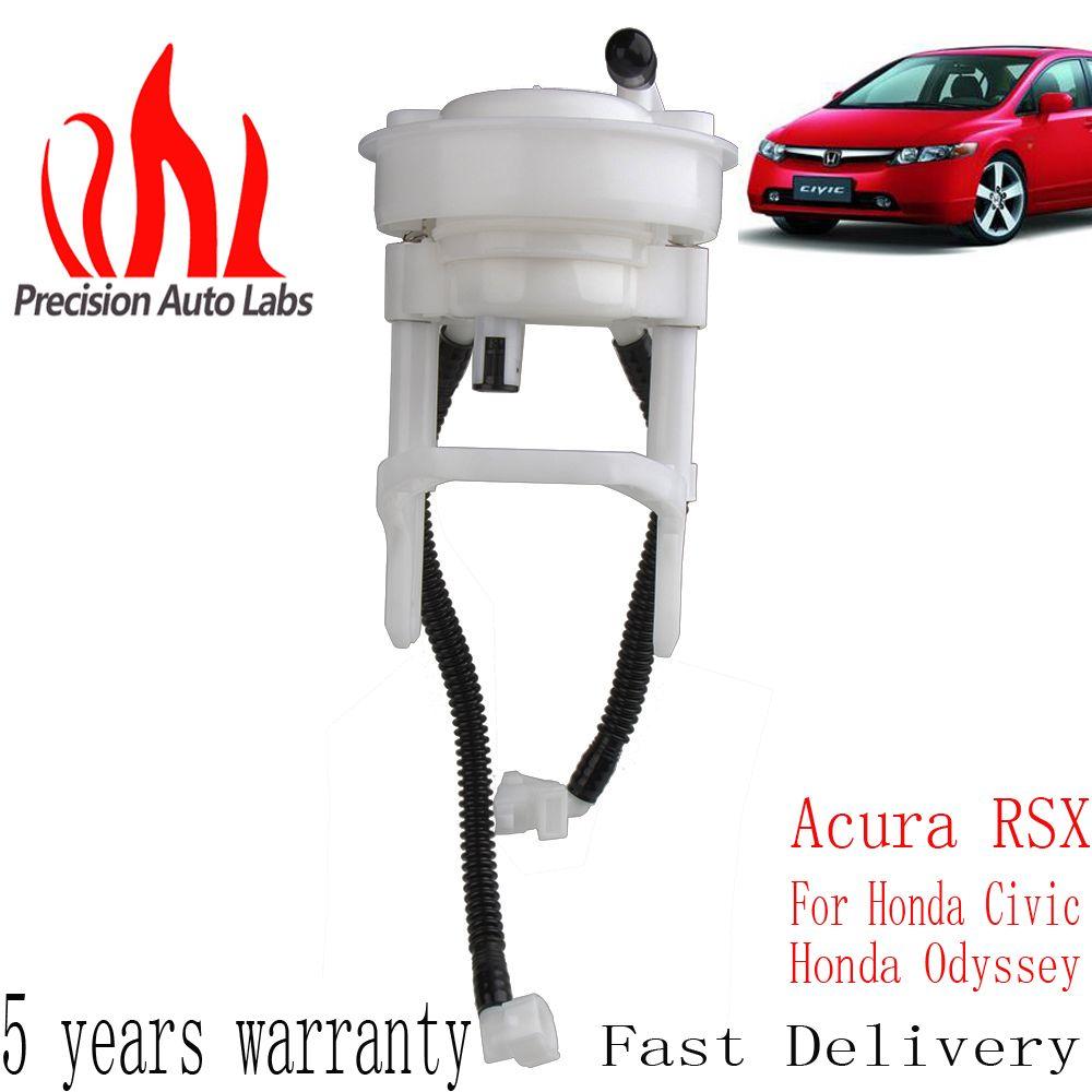 precision auto labs 01-05 for honda civic / 05 - 10 for odyssey / 02-04 rsx fuel  filter / fuel pump module cap