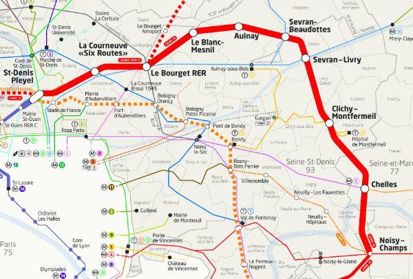 Grand Paris Express Quels Seront Les Temps De Parcours Paris