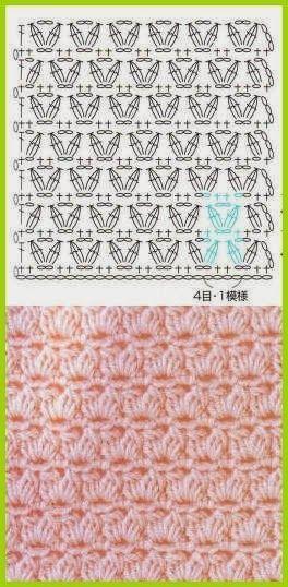 Gregoblen Copertine Baby Ad Uncinetto Schemi Crochet Stitch