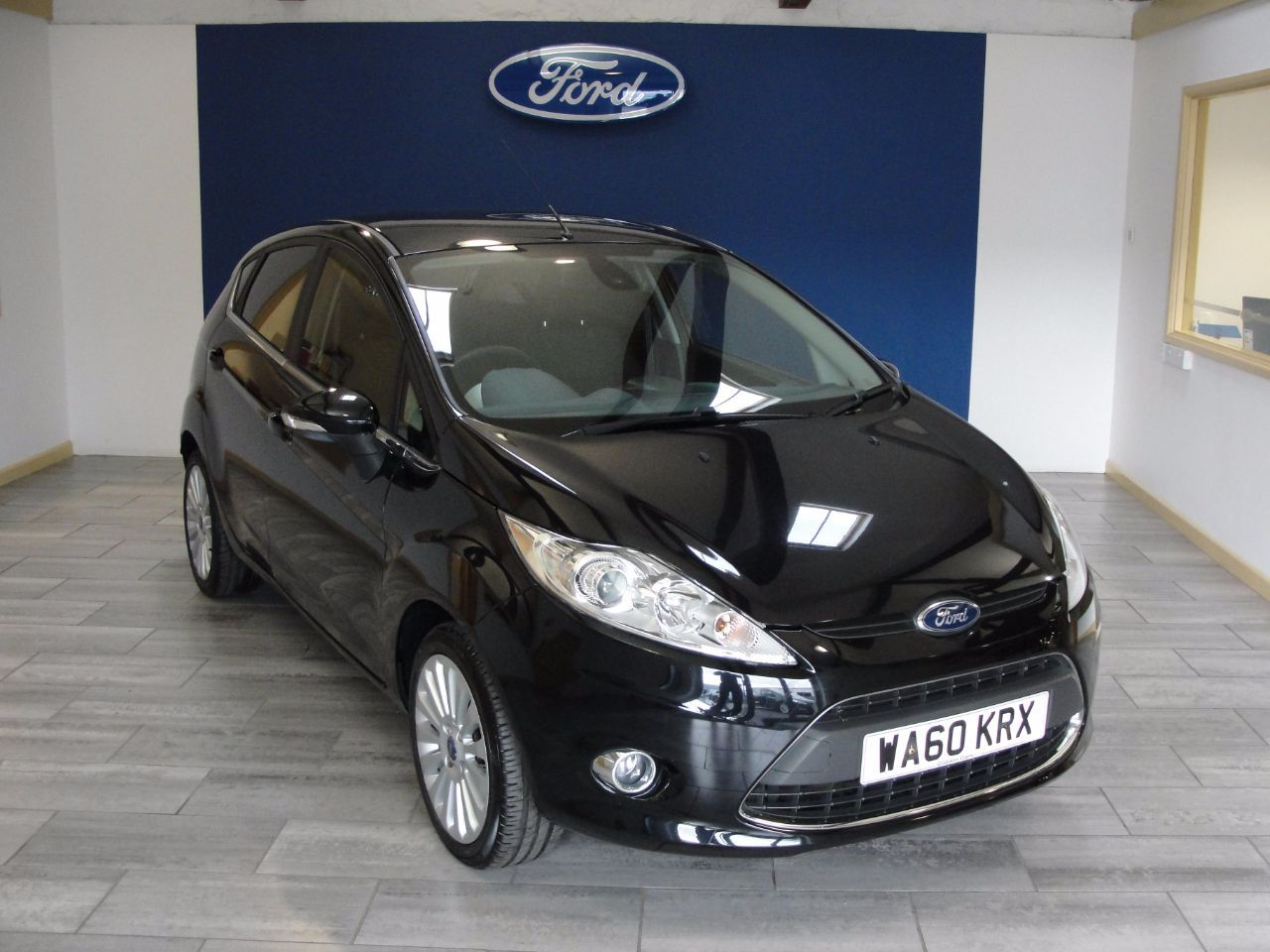 Second Hand Ford Fiesta Titanium For Sale In Newton Abbot Devon
