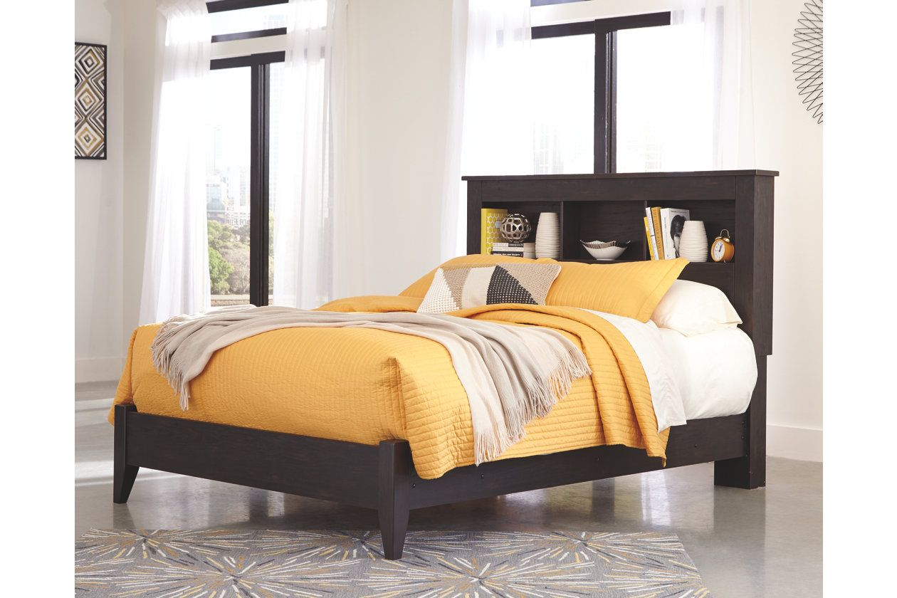 Reylow King Bookcase Bed Ashley Furniture HomeStore