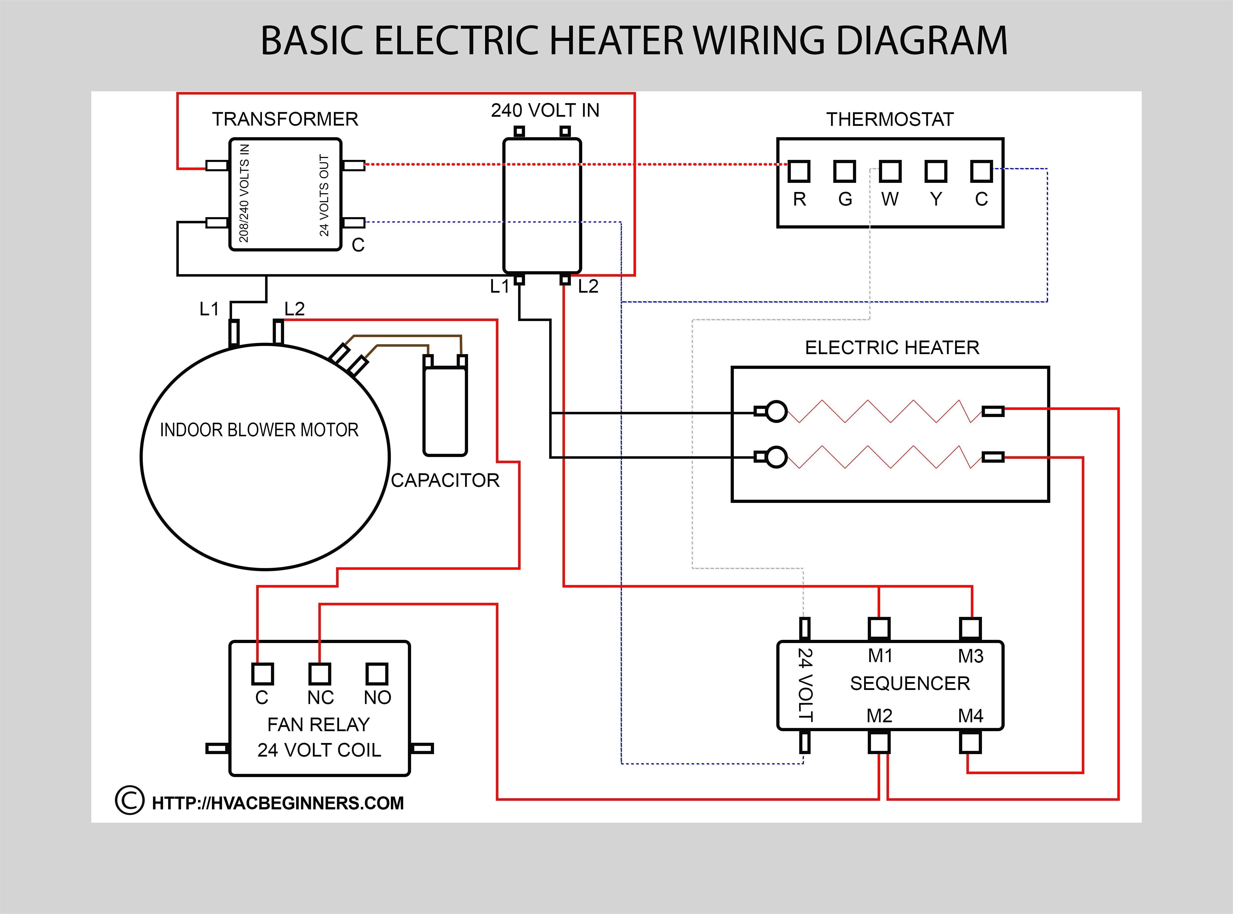 Wiring Diagram Symbols Hvac Bookingritzcarlton Info Thermostat Wiring Basic Electrical Wiring Electrical Wiring Diagram