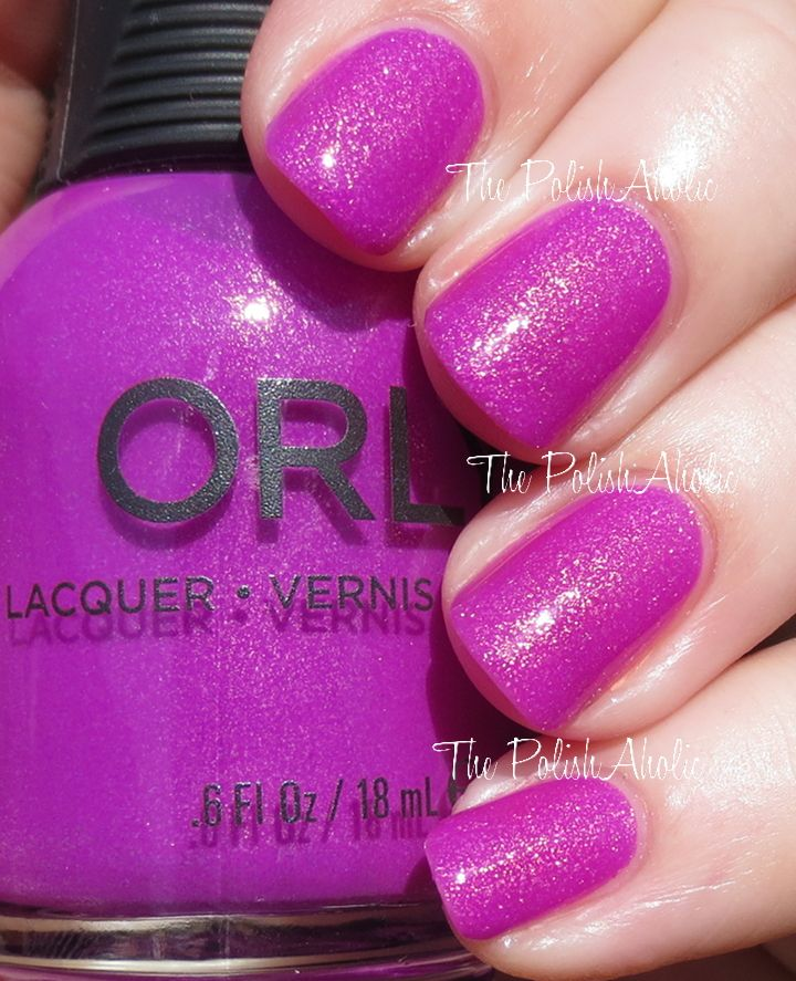 The Polishaholic Orly Summer 2014 Baked Collection
