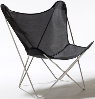 Outdoor Furniture Browsing: A Classic. The Butterfly Chair. $230 For A  Vinyl Cover