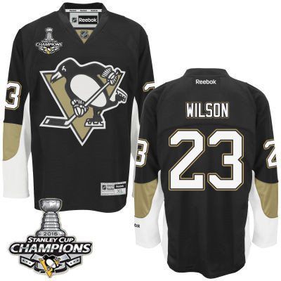 Men's Pittsburgh Penguins #71 Evgeni Malkin Black Team Color A Patch Jersey w 2016 Stanley Cup Champions Patch