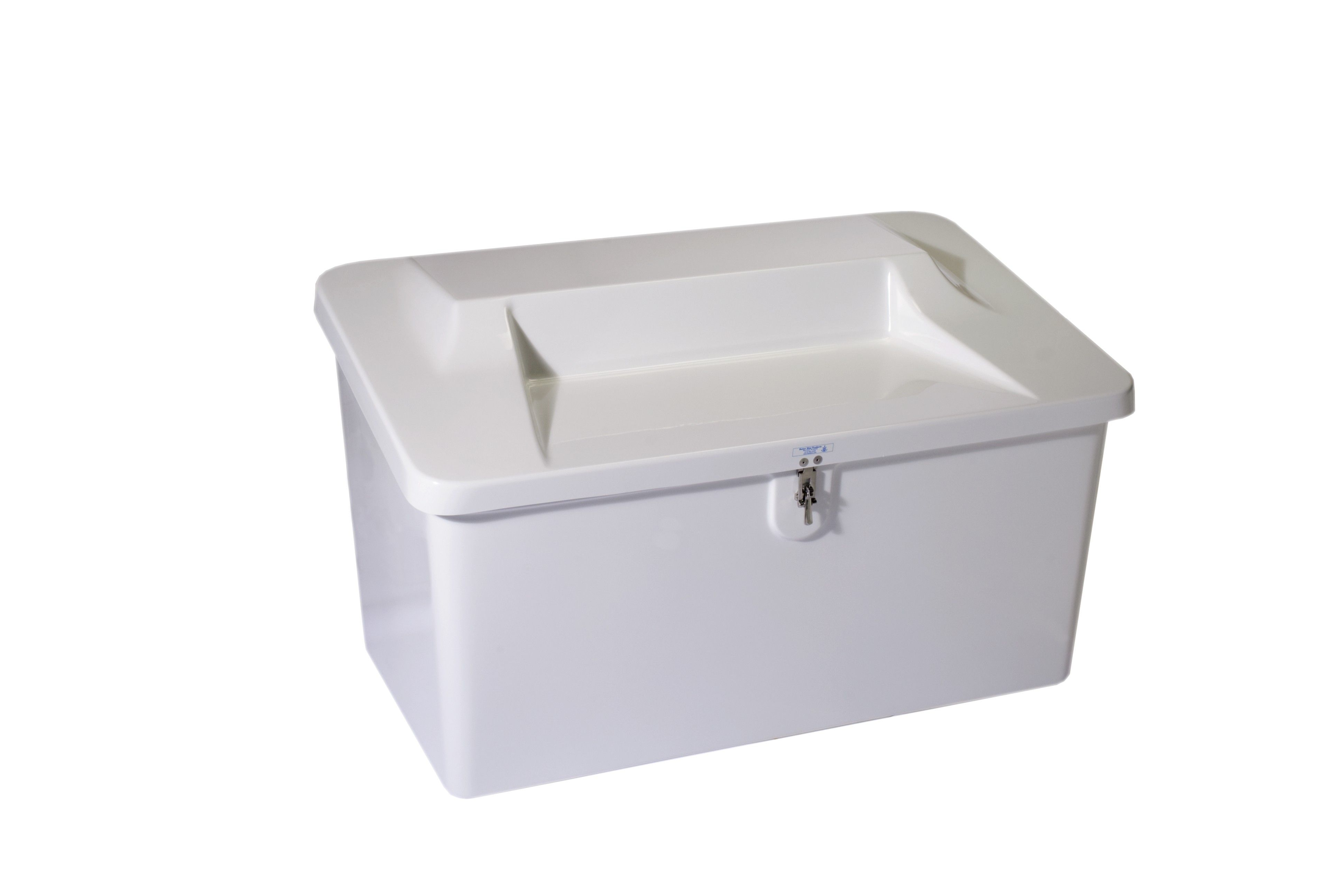 Fiberglass Dock Storage Box By Betterway Products 500st Storage