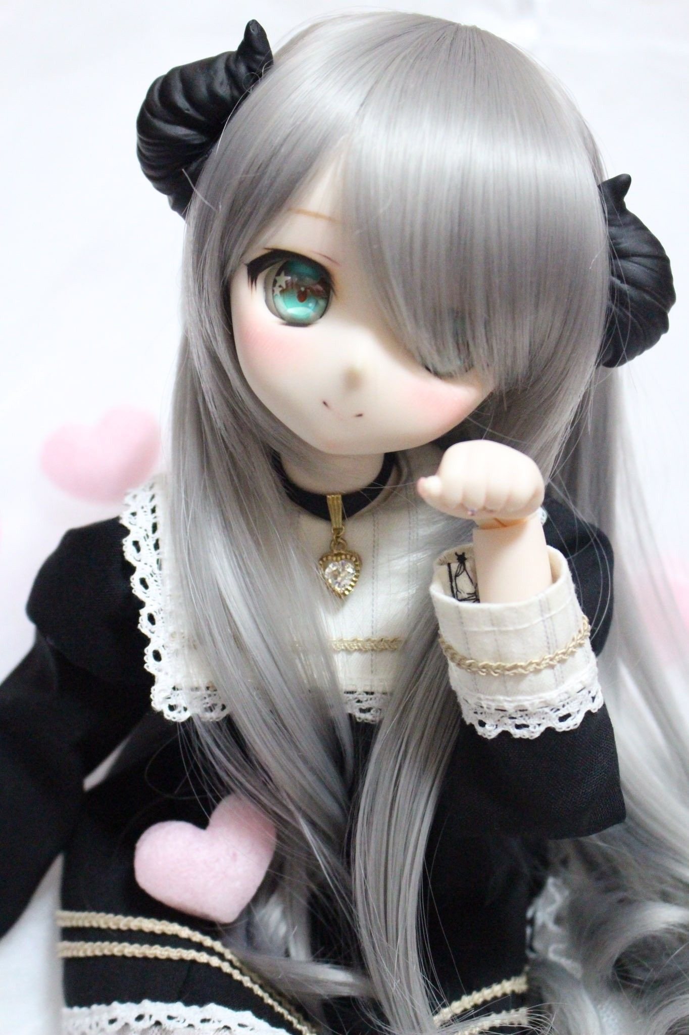 𝕴𝖈𝖊𝖑𝖆𝖓𝖉 𝕱𝖔𝖝 Dolls in 2019 Anime dolls, Art dolls, Cute