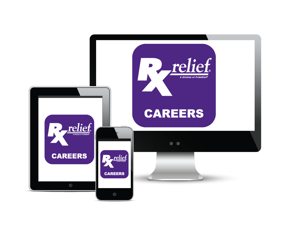 Rx relief Pharmacy Jobs Mobile App Continuing education