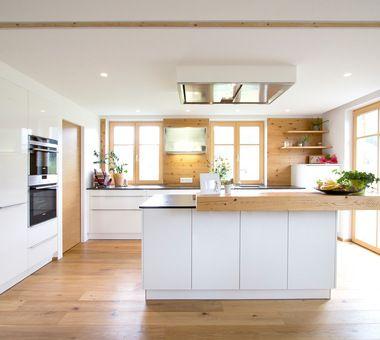 Küchen und inneneinrichtung projekte in salzburg laserer küchen und wohnen