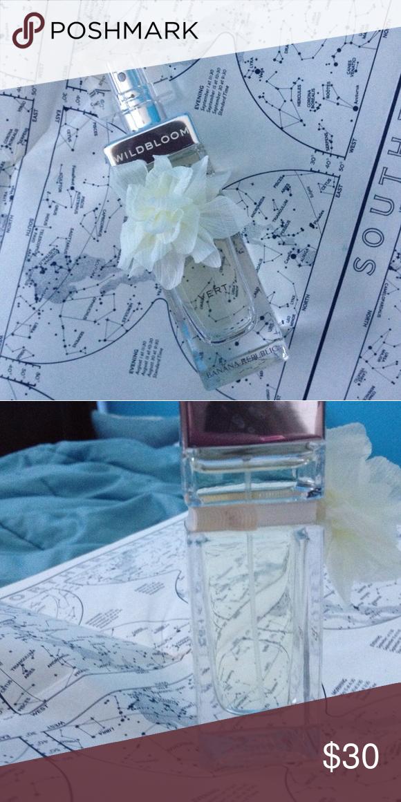 Discontinued Wildbloom Vert Eau de Parfum (With images