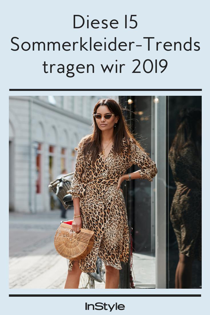 8294d9373e27 Sommerkleider: Die schönsten Trends stylen und shoppen in 2019 ...