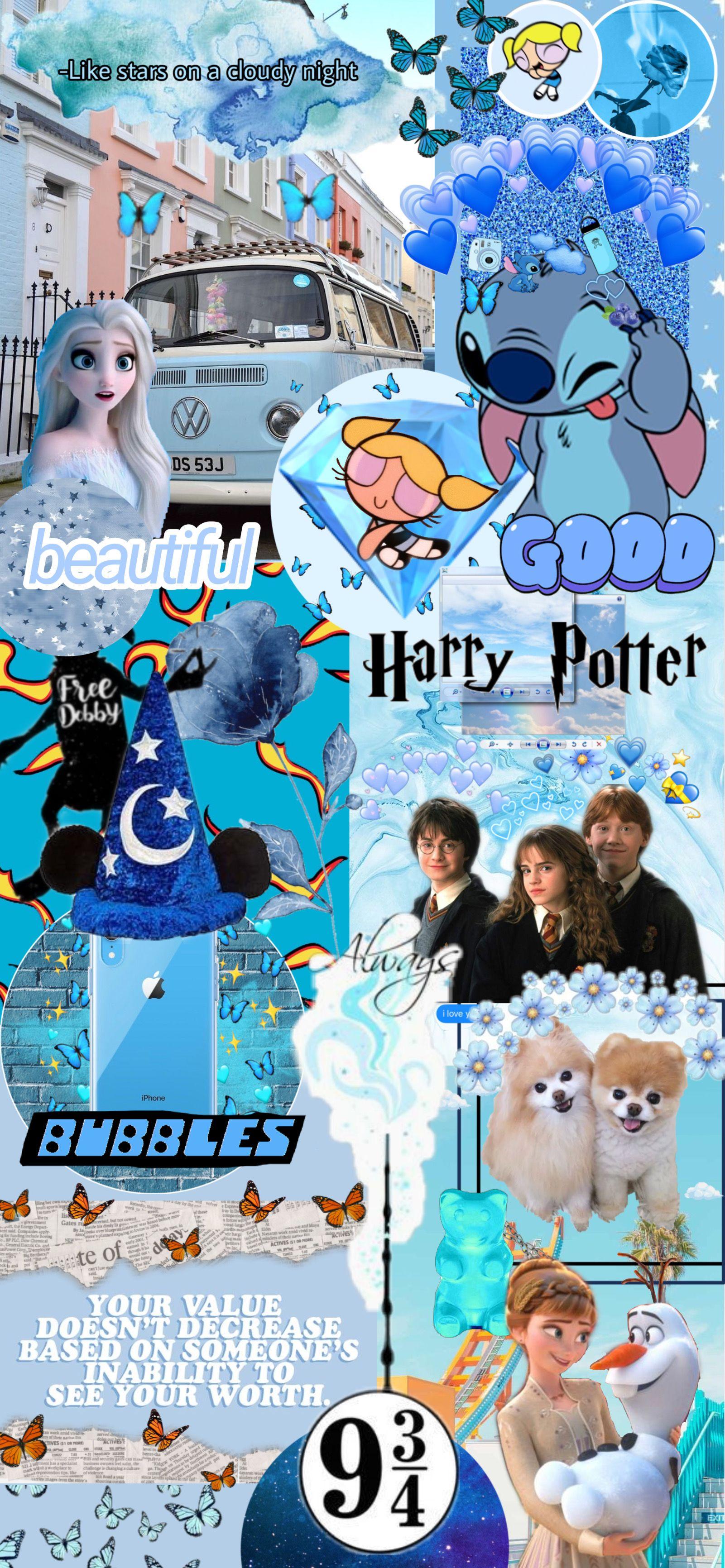 blue aesthetic wallpaper wallpaper wallpapers