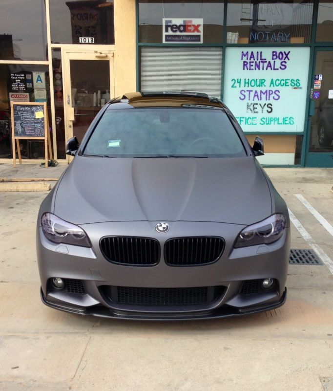 2012 535i Jet Black Page 2 2010 2011 BMW 5 Series