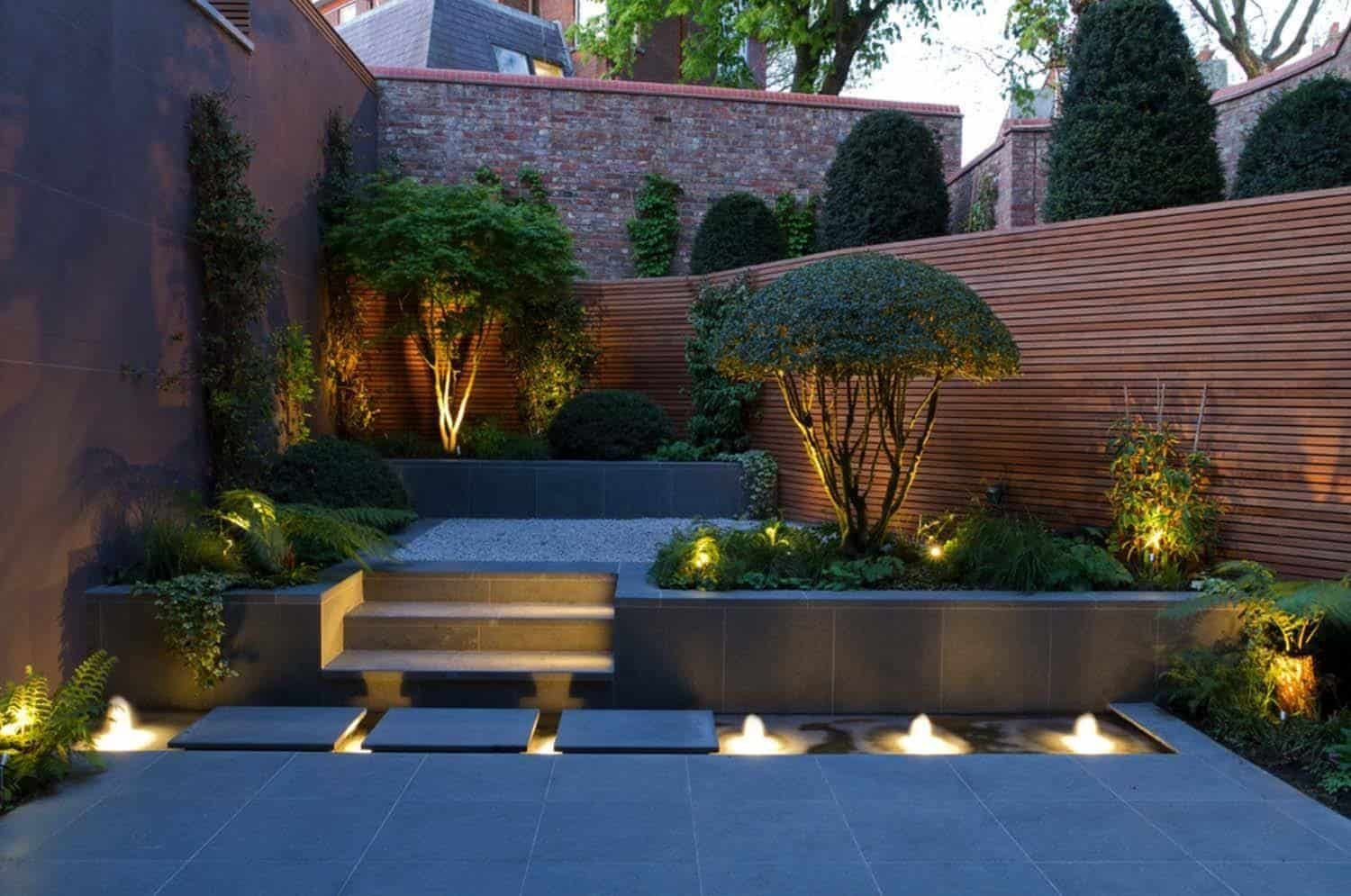 35 Modern Outdoor Patio Designs That Will Blow Your Mind Outdoor Landscape Design Small Backyard Landscaping Modern Outdoor Patio