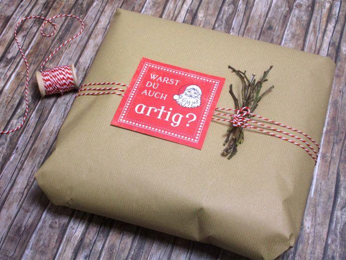 Geschenkidee für die beste Freundin zum Nikolaus #nikolausgeschenk