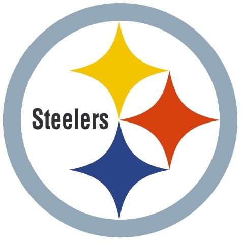 pittsburgh steelers logo eps file football soccer logos rh pinterest com Steelers Cool Logos to Draw Steelers Cool Logos to Draw