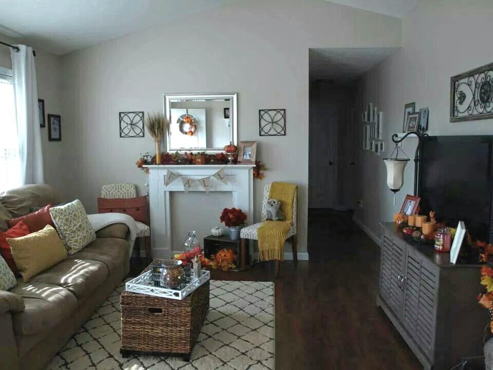 Fall Seasonal Home Decor