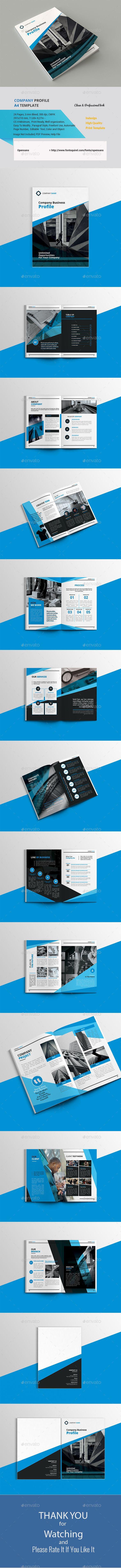 Company Business Profile V.5   Pinterest
