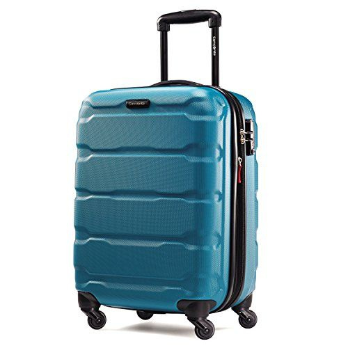 6d794d9a3 Samsonite Omni PC Hardside Spinner 20 Caribbean Blue One Size * Learn more  by visiting the image link.