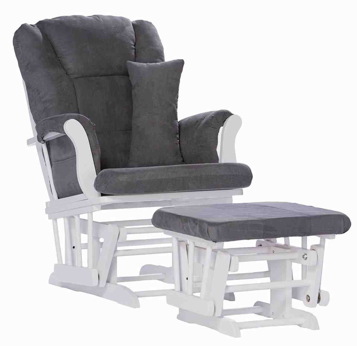 Chair And Half Glider Rocker Chesterfield Club Dimensions A With Ottoman Full Images Of Amazoncom Baby Relax Rylan Swivel Gliding Recliner Size