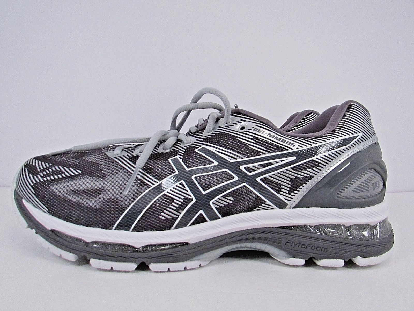 lowest price ca004 81226 MENS ASICS GEL NIMBUS 19 SIZE 9 (2E) WIDE !! BRAND NEW ...