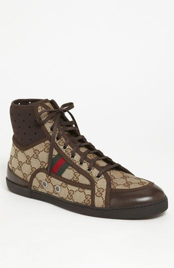 f8d54f5b9a066 Gucci  Cannes  High Top Sneaker available at  Nordstrom