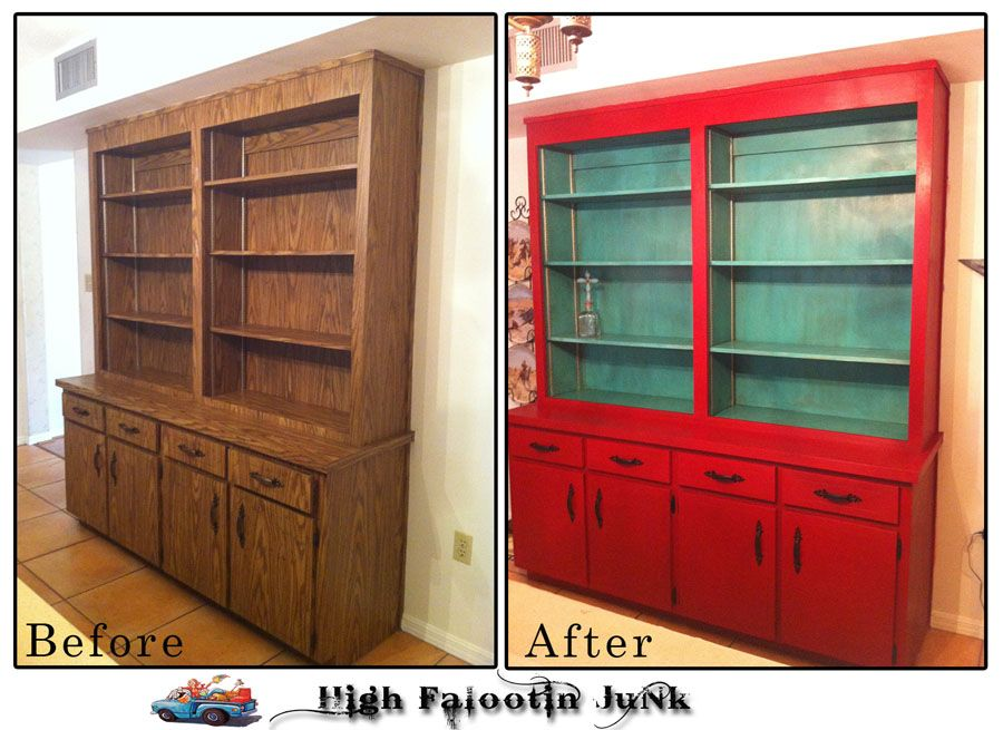 How To Guide to refinishing laminate kitchen cabinets with ...