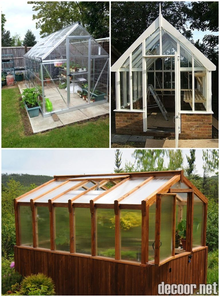 30 Best And Gorgeous Wooden Greenhouse For Home Backyard Ideas Decoor Backyard Greenhouse Greenhouse Indoor Greenhouse Backyard greenhouse for beginners