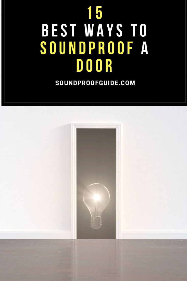 15 Best Ways on How to Soundproof a Door That Actually ...