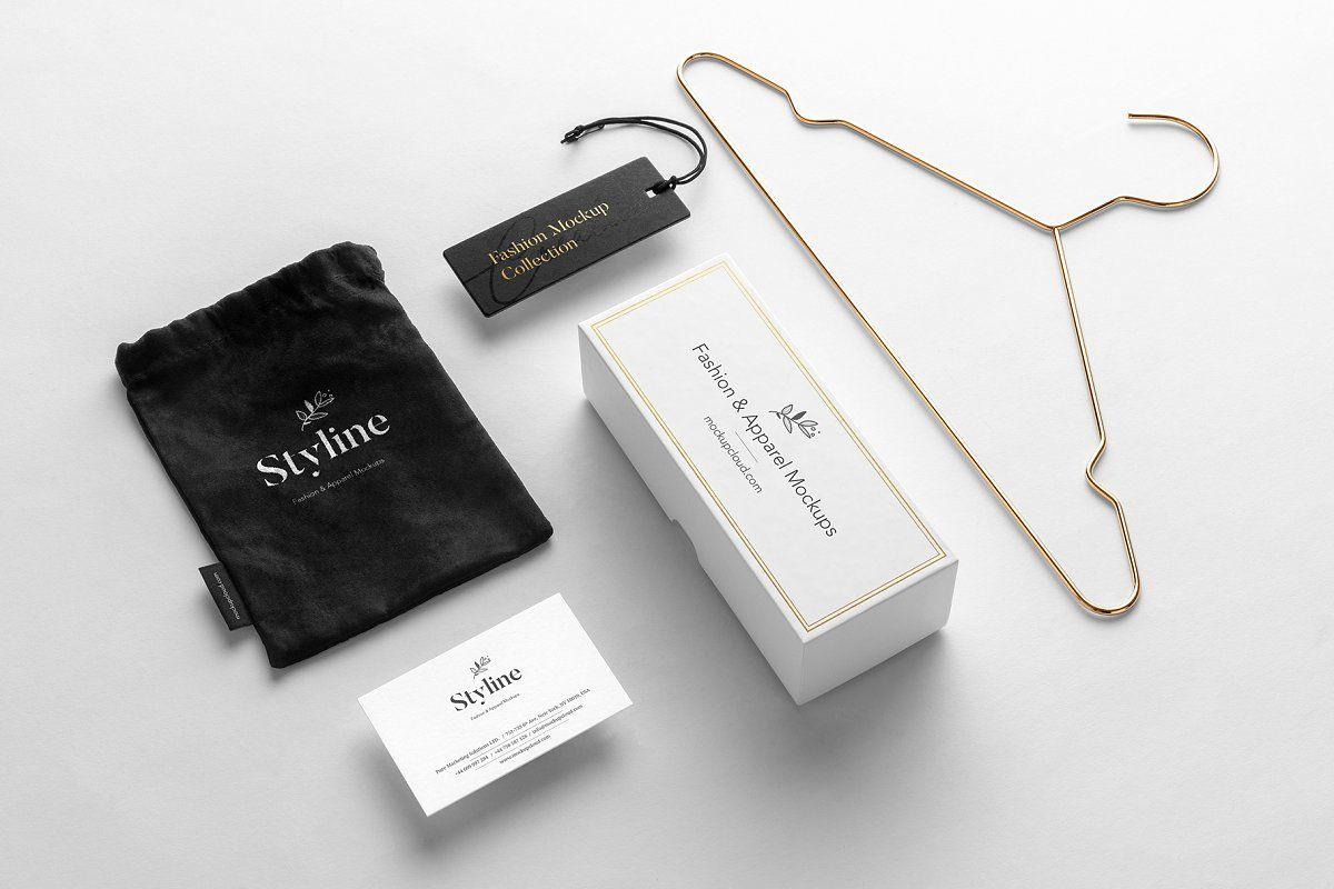 Styline Fashion And Apparel Mockup Clothing Mockup Fashion Branding Mockup