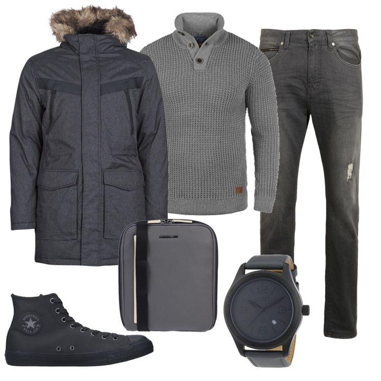 giacche converse uomo