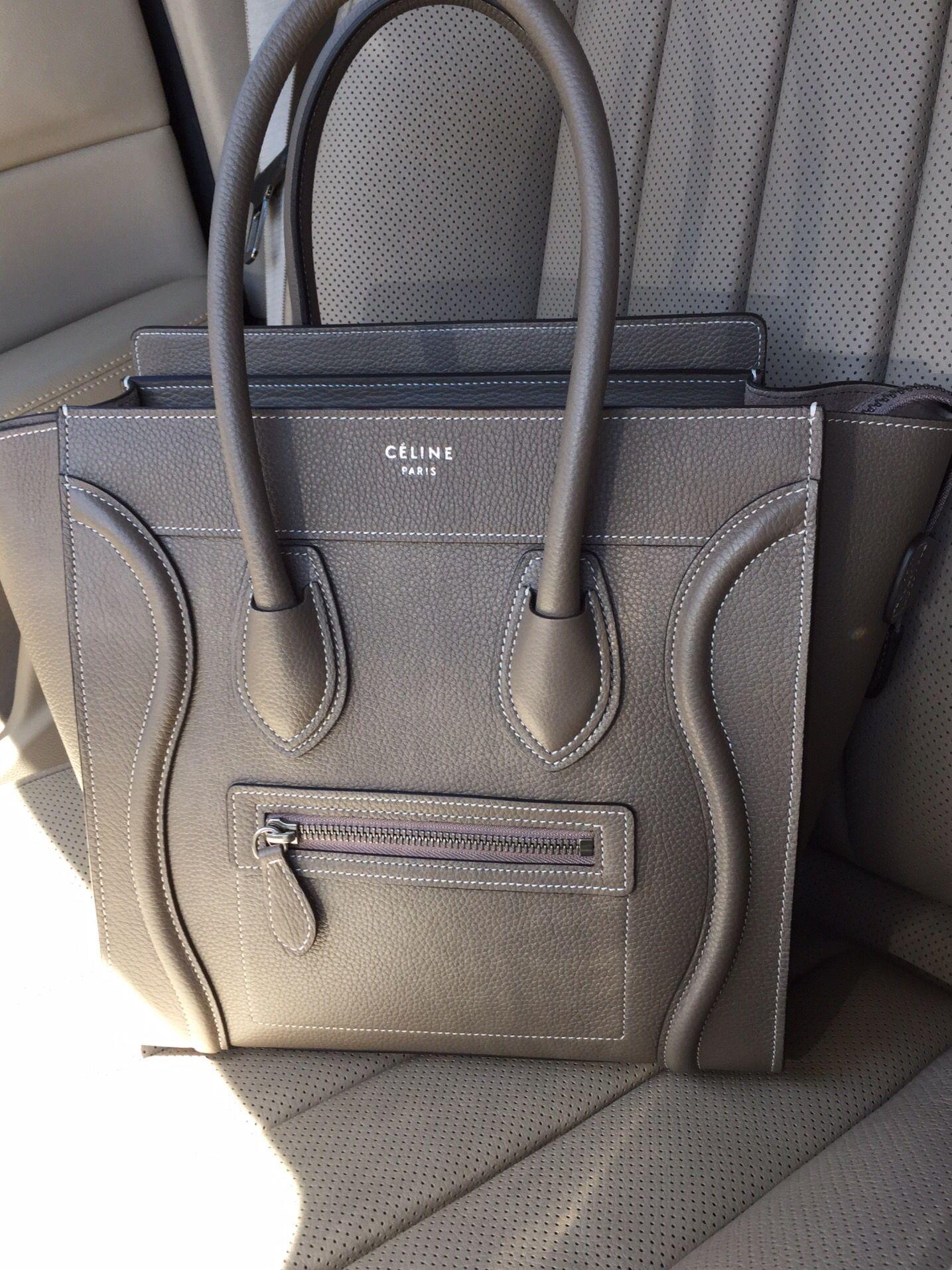 Stylish Celine (bags) - always romantic and original