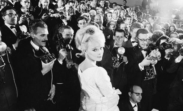 Elke Sommer, 1962