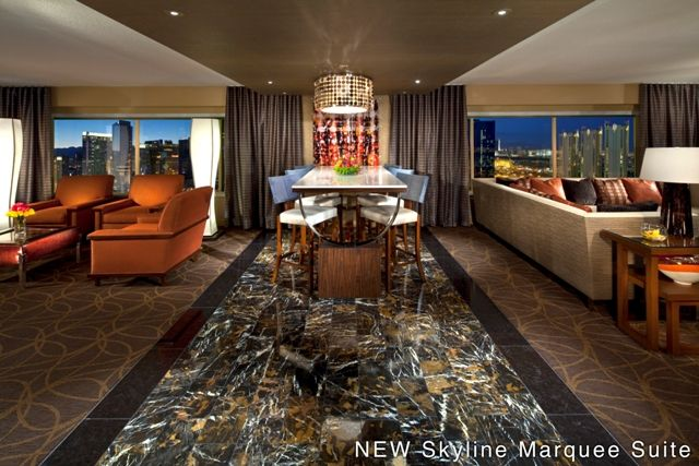 Mgm Grand Hotel And Casino Skyline Marquee Suite Las Vegas Suites Mgm Grand Las Vegas Mgm