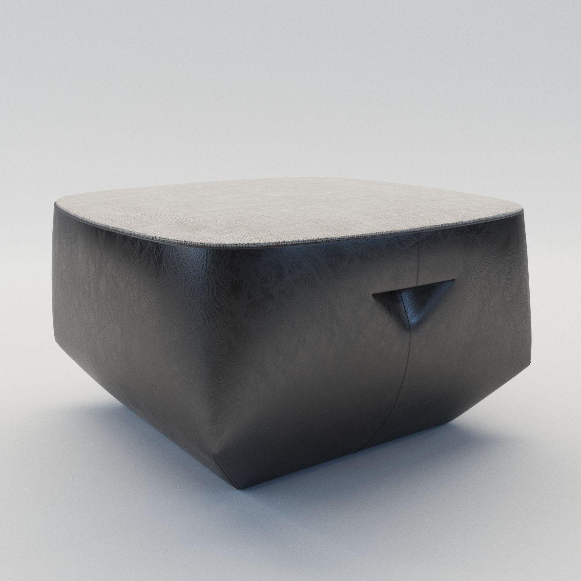 Tabouret Isanka Luxury Chairs 3d Model Model
