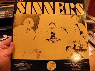 LES SINNERS-SINNERISMES (CANADIAN PSYCH-GARAGE ESSENTIAL)