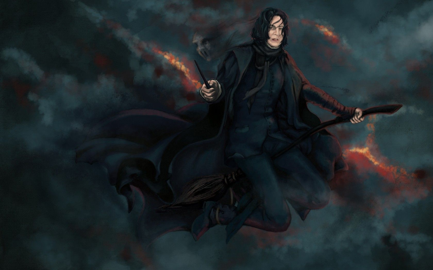 7 Quotes by Professor Snape that Changed Completely after