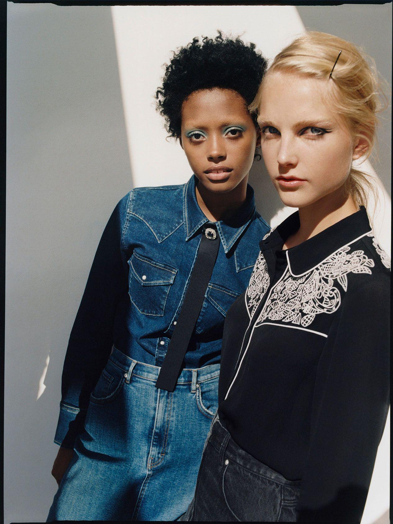 Jeans Trendy Til Tøj Unge Danmark KvinderZara Pinterest Y7f6ygbv