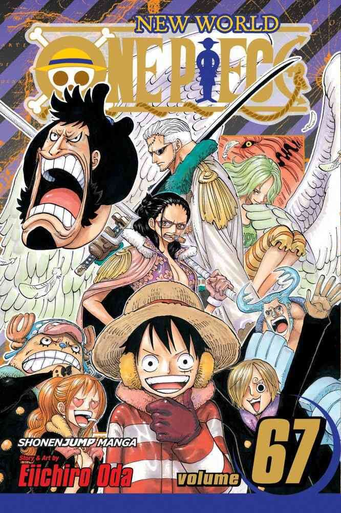 One Piece 67 New World Paperback Overstock Com Shopping The Best Deals On Comics And Graphic Novels One Piece Comic One Piece Manga One Piece Anime