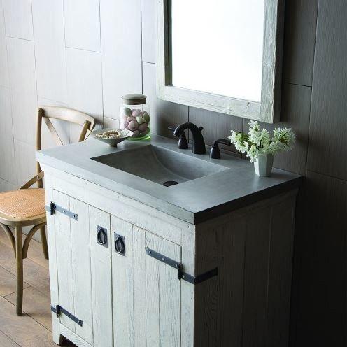 Palomar 24 Vanity Top And Integral Sink Single Bathroom Vanity