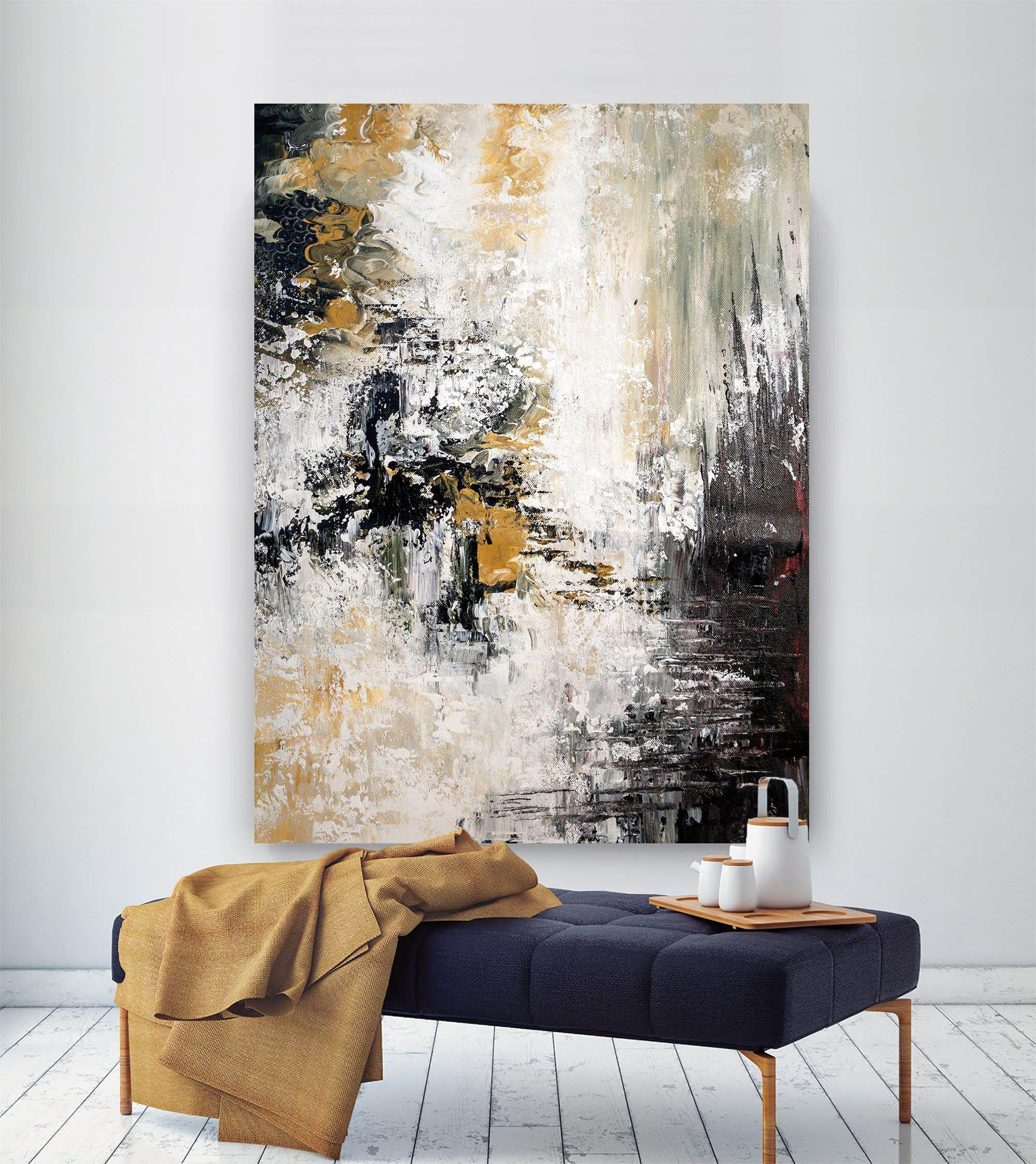 Large Modern Wall Art Paintinglarge Abstract Painting On Etsy In 2020 Large Abstract Wall Art Large Wall Art Extra Large Wall Art